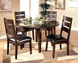 dark wood round dining table dark wood round dining table great folding round dining table dark
