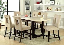white marble round dining table top engaging 6 regarding beautiful ideas marvellous prepare