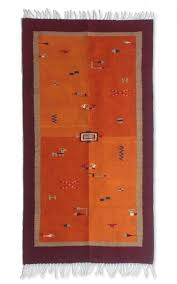 zapotec wool rug zapotec 2 5x5 authentic handmade zapotec
