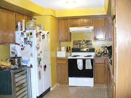 orange and yellow kitchen walls kitchen adorable yellow