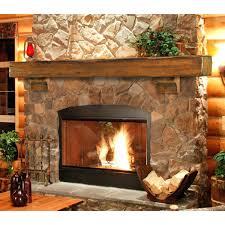 wood mantel shelf stone fireplace how to install fireplace mantel install fireplace mantel over brick
