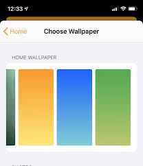 Old Home app wallpapers return in iOS ...