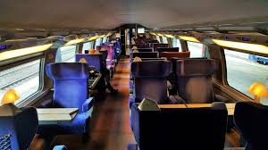 Renfe Seating Chart How To Travel On A Tgv France Duplex Train