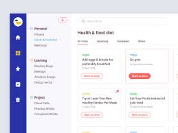 Web Dashboard Ui Design Todo Dashboard Ui Design Uplabs