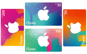 itunes gift card with perfect money