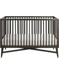 dwell baby furniture. DwellStudio Mid-Century Crib, Espresso Dwell Baby Furniture S