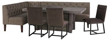 picture of mayflyn table 2 chairs corner bench