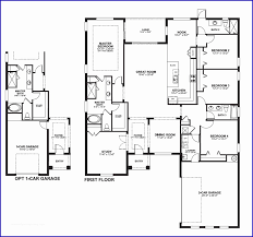 one floor house plans with two master suites and home plans with 3 master suites