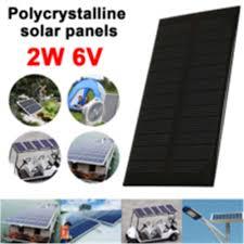 Solar Charging Light Bcmaster Mini 2w 6v Solar Generator Solar Light Solar Panel Portable Small Power System Solar Charger Pane Charging Waterproof