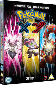 Pokemon: The Movie Collection 17-19 - XY | DVD Box Set | Free shipping over  £20