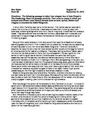 essay on the awakening a dolls house and the awakening essay ap english literature and studentshare a dolls house and the awakening essay ap english literature and studentshare
