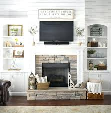 farmhouse electric fireplace farmhouse fireplace just add rust white farmhouse console electric fireplace