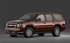 2008 Chevrolet Tahoe Hybrid Review - Top Speed
