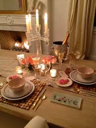valentines day tablescape for two romantic dinnersdinner ideale settingsbeach