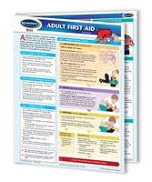 Emt Charts And Medical Quick Reference Guides - Laminated And Digital