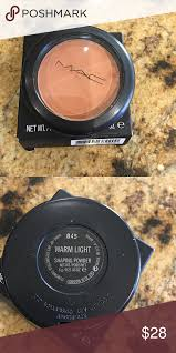 mac makeup shaping powder color is warm light mac cosmetics makeup blush