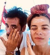 Özge Özpirinçci ve Burak Yamantürk evlendi - Magazin Haberleri   NT