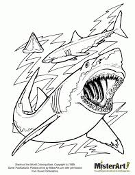 great white shark coloring pages shark coloring pages 18 coloring kids