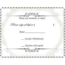 Response Cards Size Wedding Response Blush Marble And Faux Rose Gold Card Cards