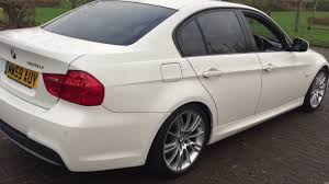 2010 BMW 320d m sport business edition auto - YouTube