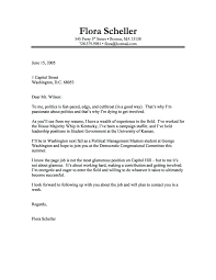 An Example Of A Cover Letter For A Resume Cover Letter Example 3
