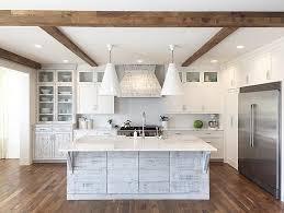 rustic white kitchen ideas.  White Distressed Kitchen White Kitchen Ideas  The Floor Is Solid And Rustic White Kitchen Ideas P