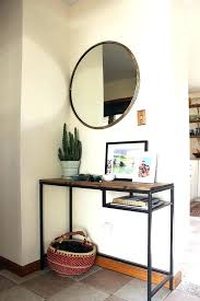 small hallway table. Hallway Desk Hack Two Ways Small Entryway Table Hall Kmart . N