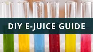 E Liquid Flavor Mixing Chart Best E Juice Recipes How To Make It At Home Diy Recipes