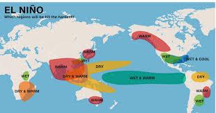 El Nino Weather Patterns