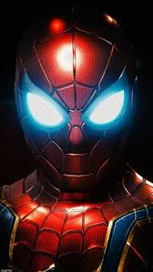 marvel iron spider
