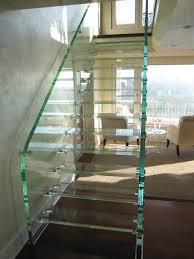 modern staircases glass 21 beautiful modern glass staircase design stair landing design