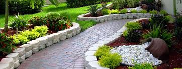 Luxurius south florida landscape design ideas with stone architecture  walkways uvesgxe