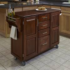Small Kitchen Drawer Organizer Best Small Kitchen Carts With Wooden Varnishing Materials Combined