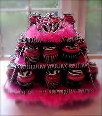 10 Cute Zebra Cupcakes Photo Girls Birthday Cupcake Cake Ideas