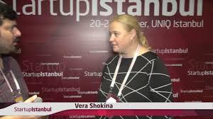 Vera Shokina - Interview - Startup Istanbul on Vimeo