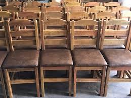Mais de 2.266 cadeira de madeira estofada: Cadeira Estofada Madeira Sao Caetano Do Sul Cadeira De Madeira Estofada Com Braco Rei Das Cadeiras