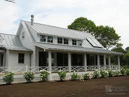 grey metal roof houzz
