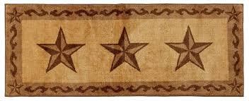 western star chocolate bath kitchen rug x ts wild west living runner rugs choosing an area rug western