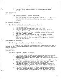 Motorcycle Club Bylaws Template Disrespect1st Com
