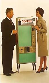 Coffee And Hot Chocolate Vending Machines Extraordinary Coffee Hot Chocolate Vending Machine I Guess My Luv Designs The
