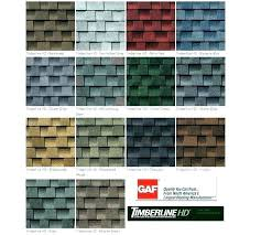 Gaf Timberline Hd Color Chart Gaf Timberline Shingle Colors Suncoastpics Com