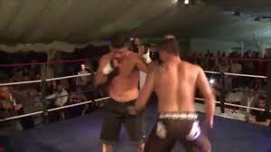 UBBAD Bare Knuckle Boxing Ross Chittick vs Leon Coker Full Fight ...