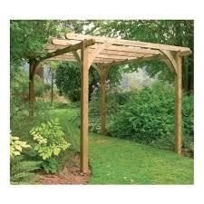 forest garden ultima pergola kit 2 size
