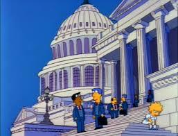 the simpsons s e mr lisa goes to washington recap tv tropes recap the simpsons s 3 e 2 mr lisa goes to washington