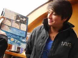 Journal de Bord Tara a schooner for the planet