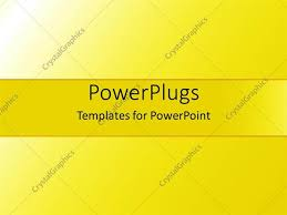 bold powerpoint templates powerpoint template simple bold gradient yellow background with