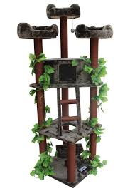 Redwood Cat Furniture – Kitty Mansions