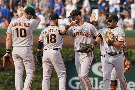 Giants can clinch a playoff spot ...
