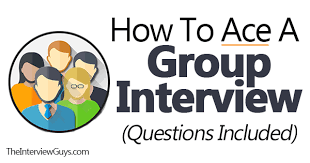 Sample Interview Score Sheet Adorable How To Ace A Group Interview Questions Included