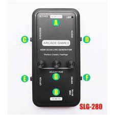 Entrá y conocé nuestras increíbles ofertas y promociones. Generador Escaner Hdmi Scanline Para Jugadores Mame Emuladores Juegos De Arcades Para Nintendo Switch Xbox One Y Ps4 Accesorios Y Piezas De Reemplazo Aliexpress
